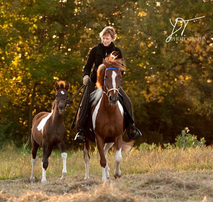 Dea und Diosa im Herbst 2012, Foto: Yvi Tschischka