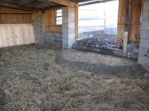 Pferdeschlafzimmer