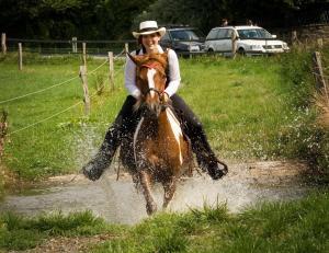 Pferdeschwemme - Foto: privat