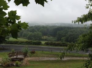 Regenschauer - Foto: privat
