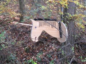 Einhornfangen - Foto: privat