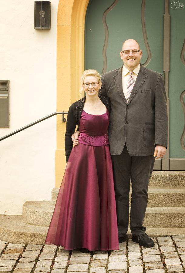 Nadine und Johannes, Foto: Yvi Tschischka