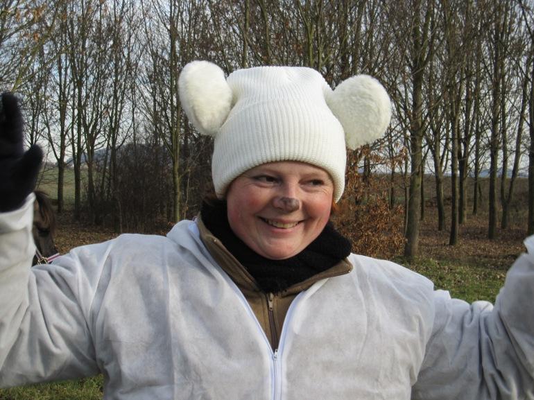 Hilfe die Eisbären sind los! Foto: privat