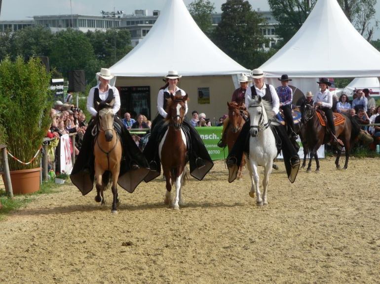 Equitana Open Air Neuss - Foto: