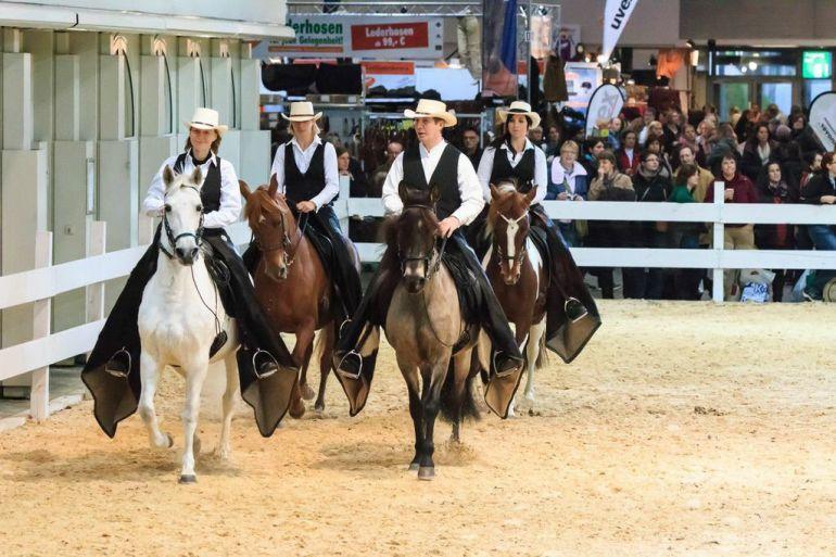Pferd & Jagd 2014 - Foto: Thorsten Ruthof