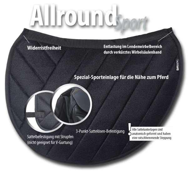 Allround-Pad