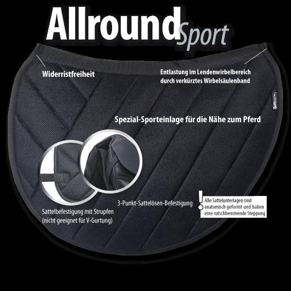 Allround-Pad