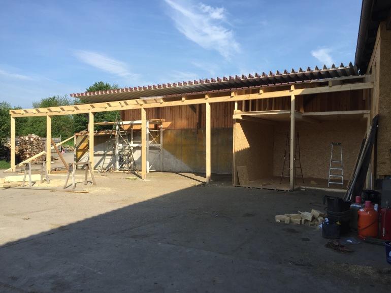 Werkstatt und EREL-Raum