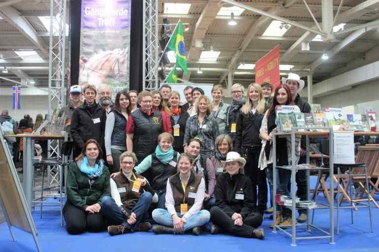 Stand-Team IGV - Foto: Nadine Schumacher