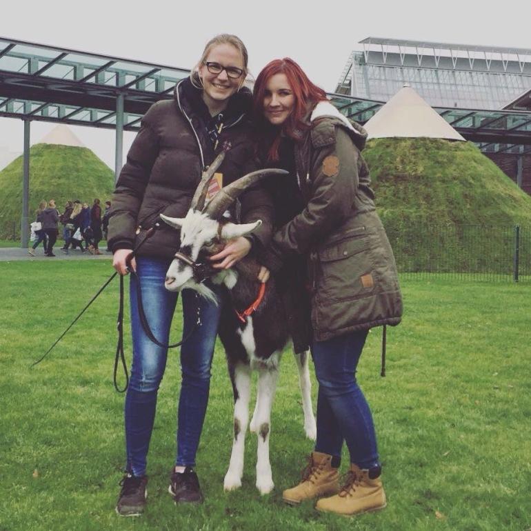 Amelie, Karlchen und Yvi - Foto: Telefon