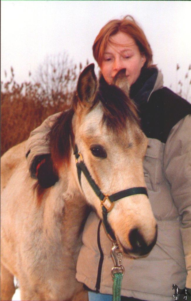 Unser erster Winter - Jacinto 2002 - Foto: privat
